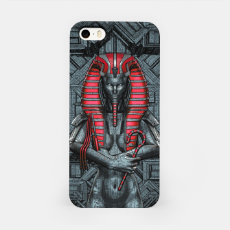 Thumbnail image of Sacred Dark Queen iPhone Case, Live Heroes
