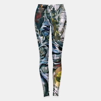 Thumbnail image of Z-Rok Leggings, Live Heroes