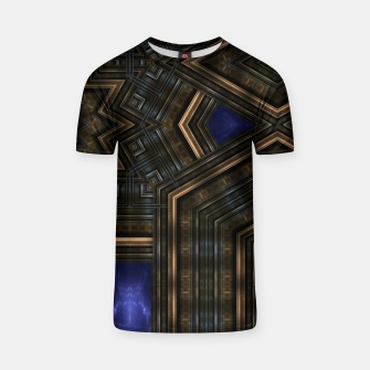 Thumbnail image of Cathedral Passage T-shirt, Live Heroes