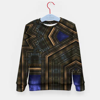 Thumbnail image of Cathedral Passage Kid's sweater, Live Heroes