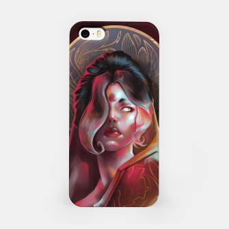 Thumbnail image of Portrait iPhone Case, Live Heroes