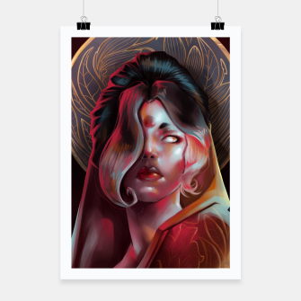 Thumbnail image of Portrait Poster, Live Heroes