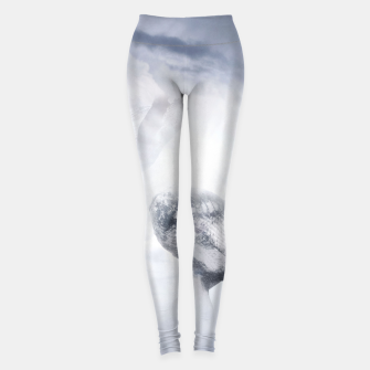 Miniatur Whales in the Clouds Leggings, Live Heroes