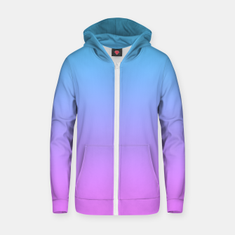 Miniaturka vapor/rei Cotton zip up hoodie, Live Heroes