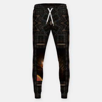 Doorway To Eternity Cotton sweatpants thumbnail image