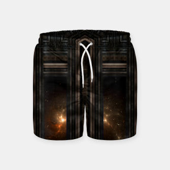 Doorway To Eternity Swim Shorts thumbnail image