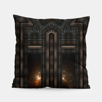 Doorway To Eternity Pillow thumbnail image