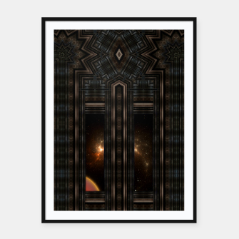 Doorway To Eternity Framed poster thumbnail image