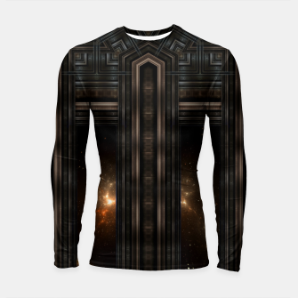 Doorway To Eternity Longsleeve rashguard  thumbnail image