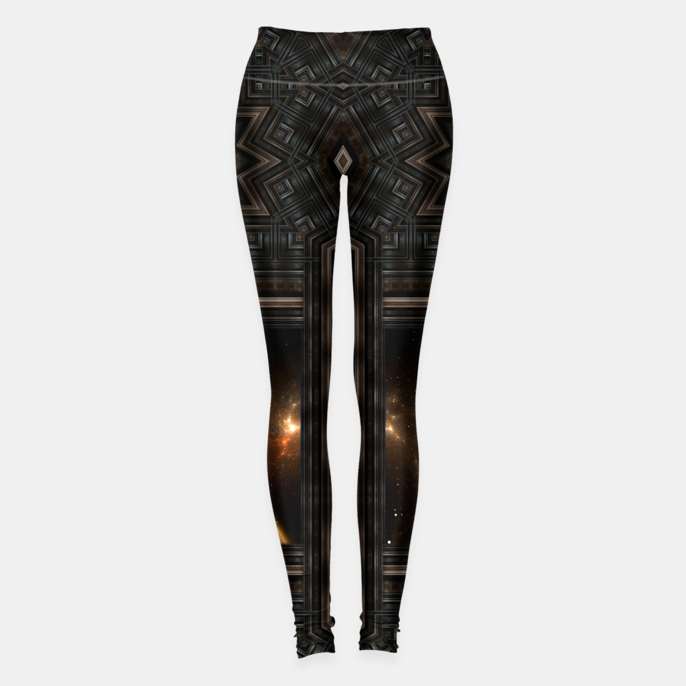 Image of Doorway To Eternity Leggings - Live Heroes