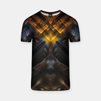Thumbnail image of DiFlux HP	 T-shirt, Live Heroes