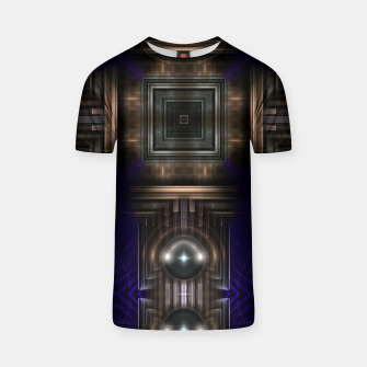 Thumbnail image of Star Lock T-shirt, Live Heroes