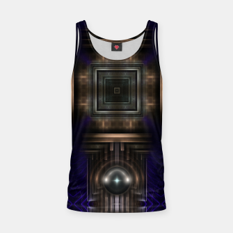 Thumbnail image of Star Lock Tank Top, Live Heroes