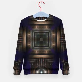 Thumbnail image of Star Lock Kid's sweater, Live Heroes