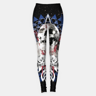 Thumbnail image of DEPARTED Leggings, Live Heroes