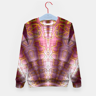 Thumbnail image of Radial Glyphs 2XM5 Kid's sweater, Live Heroes