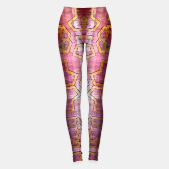 Radial Glyphs 2XM5 Leggings