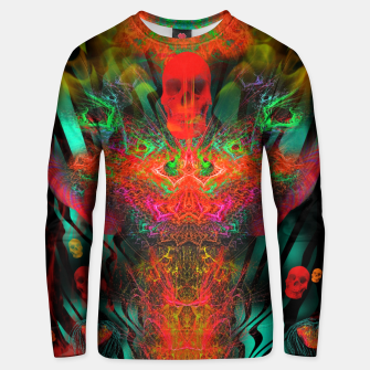 Thumbnail image of Atomic Psychedelia Cotton sweater, Live Heroes
