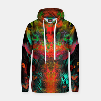 Miniatur Atomic Psychedelia Cotton hoodie, Live Heroes