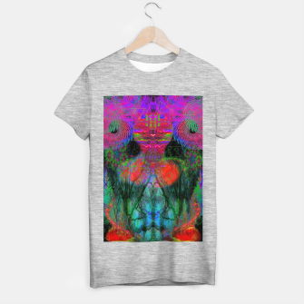 Miniature de image de The Swirling Spirit of Creativity T-shirt regular, Live Heroes