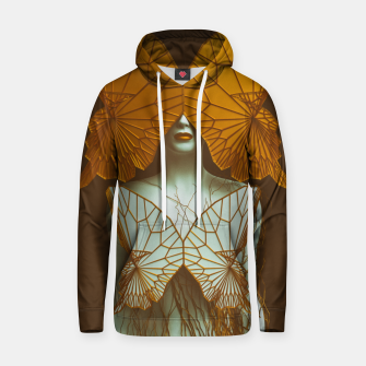 Thumbnail image of Transformation II Cotton hoodie, Live Heroes