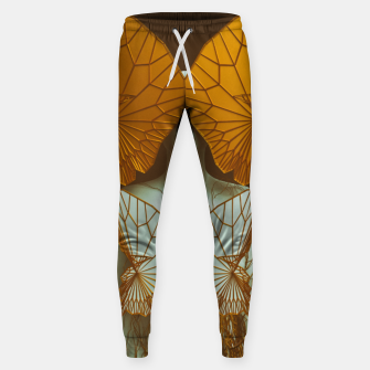 Thumbnail image of Transformation II Cotton sweatpants, Live Heroes