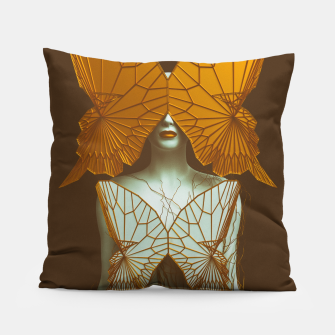 Thumbnail image of Transformation II Pillow, Live Heroes
