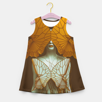 Thumbnail image of Transformation II Girl's summer dress, Live Heroes