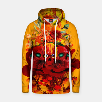 Thumbnail image of Eagle Cotton hoodie, Live Heroes