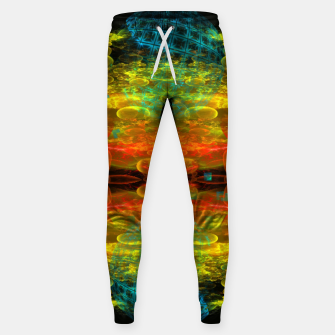 Thumbnail image of When Worlds Explode Cotton sweatpants, Live Heroes