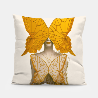 Thumbnail image of Transformation I Pillow, Live Heroes