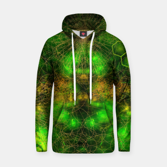Citrus Enlightenment Cotton hoodie Bild der Miniatur