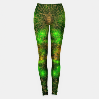 Miniatur Citrus Enlightenment Leggings, Live Heroes