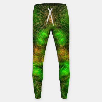Miniatur Citrus Enlightenment Cotton sweatpants, Live Heroes