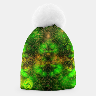 Citrus Enlightenment Beanie Bild der Miniatur