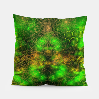Miniatur Citrus Enlightenment Pillow, Live Heroes