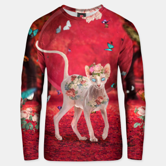 Thumbnail image of Moonlight Sphynx Cotton sweater, Live Heroes