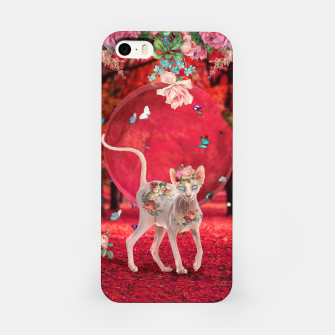 Thumbnail image of Moonlight Sphynx iPhone Case, Live Heroes