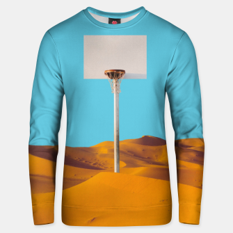 Thumbnail image of Desert Basketball Cotton sweater, Live Heroes