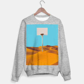 Miniatur Desert Basketball Sweater regular, Live Heroes