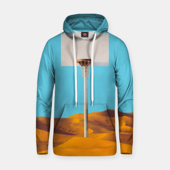 Thumbnail image of Desert Basketball Cotton hoodie, Live Heroes