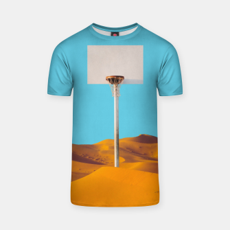 Thumbnail image of Desert Basketball T-shirt, Live Heroes
