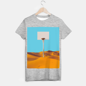 Miniatur Desert Basketball T-shirt regular, Live Heroes
