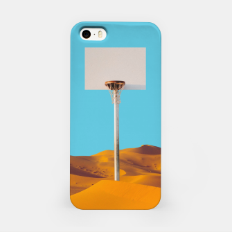 Miniatur Desert Basketball iPhone Case, Live Heroes
