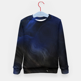 Thumbnail image of Space Cluster Kid's sweater, Live Heroes