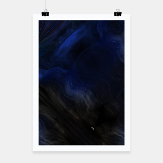 Thumbnail image of Space Cluster Poster, Live Heroes