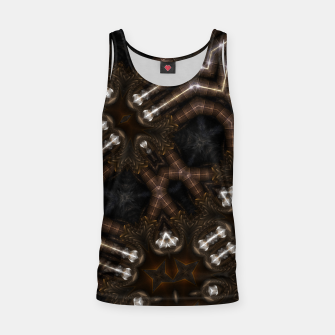 Thumbnail image of Skull Mask Tank Top, Live Heroes