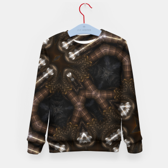 Thumbnail image of Skull Mask Kid's sweater, Live Heroes