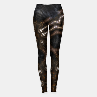 Skull Mask Leggings