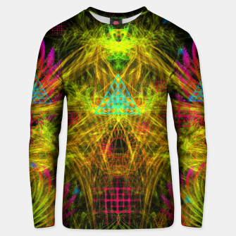Thumbnail image of Alien Mind Flourish  Cotton sweater, Live Heroes